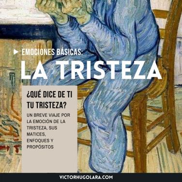 LA TRISTEZA - VICTOR HUGO LARA